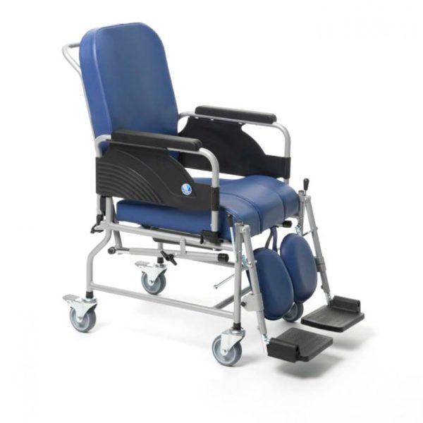 Кресло-коляска с санитарным оснащением Vermeiren 9303