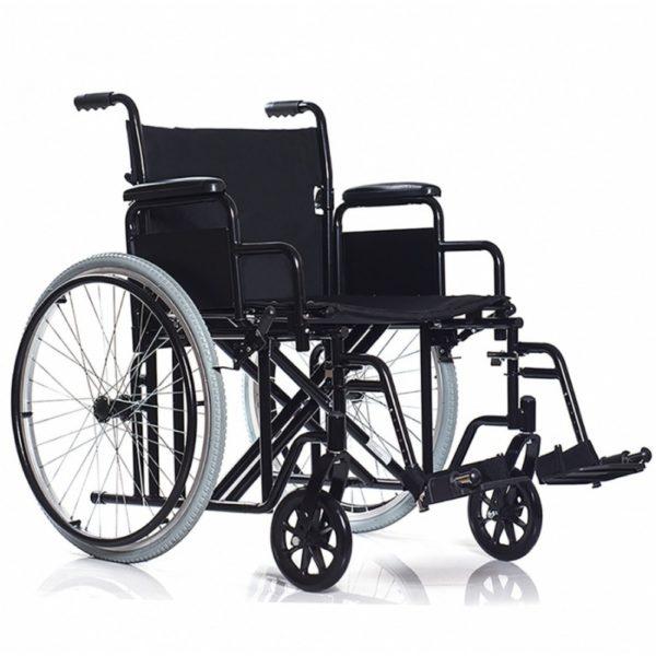 Инвалидное кресло-коляска повышенной грузоподъемности Ortonica Base 125