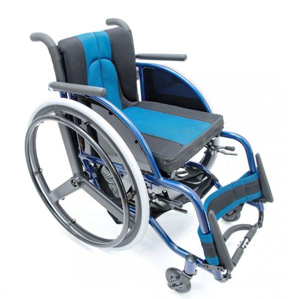 Кресло-коляска для активного отдыха Мега-Оптим Fs 723 L