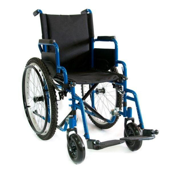 Кресло-коляска инвалидная Мега-Оптим 512ae