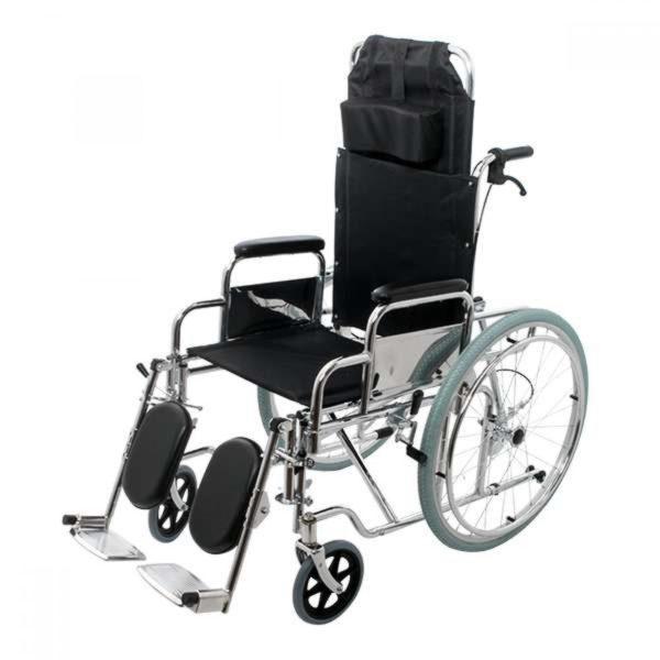 Кресло-коляска инвалидная с высокой спинкой Barry R5