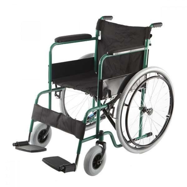 Кресло-коляска с фиксированными подлокотниками и подножками Barry B2 U (1618с0102spu)