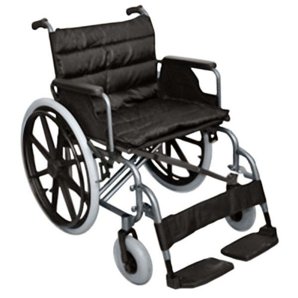 Комфортабельная инвалидная кресло-коляска Мега-Оптим Fs 951 B-56