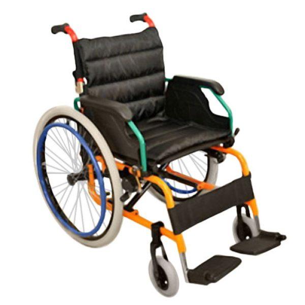 Инвалидная коляска Мега-Оптим Fs 980 La-35