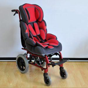 Инвалидная коляска для больных ДЦП Мега-Оптим Fs 985 Lbj37