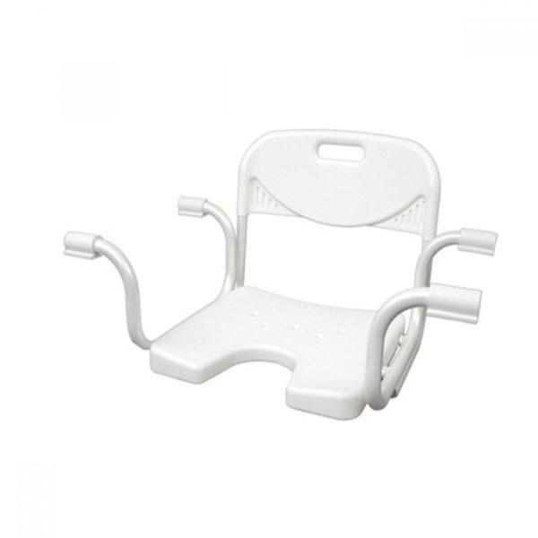 Сиденье для ванной с гигиеническим вырезом Симс-2 10440c