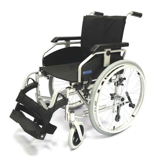 Кресло-коляска инвалидная складная универсальная LY-710 (710-065A)